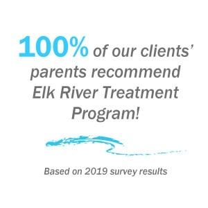 100% of parents recommend Elk River