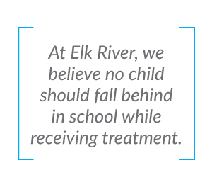 troubled teen treatment plus academics